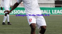 2020/2021 NPFL Season: Our Target Is To Celebrate With The Cup –  Olawoyin, Rangers Winger