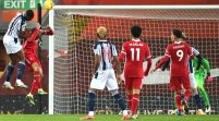 Semi Ajayi On Target As West Brom Frustrate Liverpool At Anfield