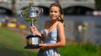 Sofia Kenin Named WTA Player Of The Year