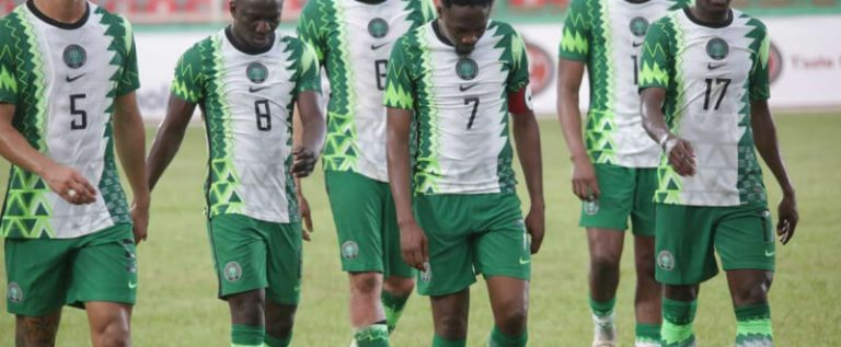 AFCON Qualifier: Super Eagles, Officials To Travel By Boat For Squirrels Clash