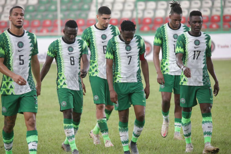 Super Eagles Drop 4 Places In FIFA U2019s End Year Ranking