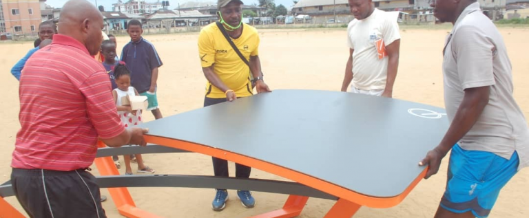 Nigeria Teqball Federation Begins Training Workshop For Coaches, Referees In Abuja