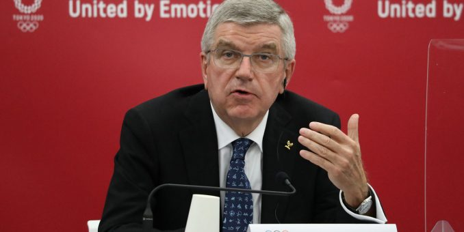 Tokyo 2020: Olympic President Bach To Visit Japan In May