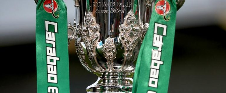 Man United Battle Manchester City In Carabao Cup Semi-final
