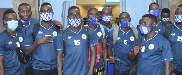 CAF Confederation Cup: We Are On A Mission In South Africa – Rivers United