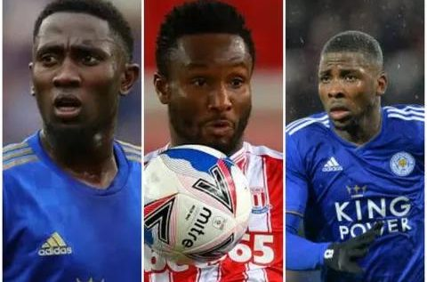 Ndidi, Iheanacho Lead Leicester To 'Destroy' Mikel's Stoke In FA Cup Clash