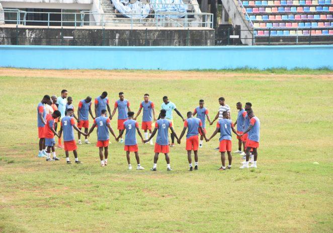 Abia Warriors FC Go Spiritual As Imama's Sack Looms