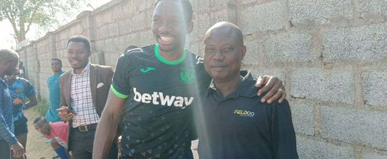 Coach Abimbola Lauds Kennth Omeruo's Humble Virtue
