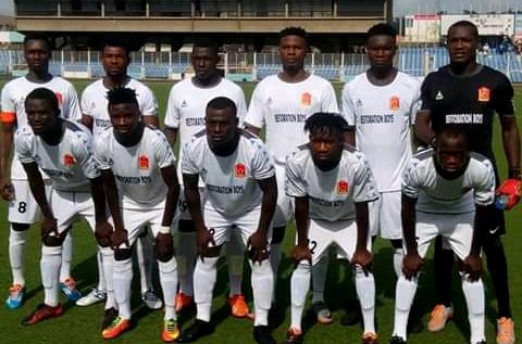 Bayelsa United Distributes COVID-19 Palliatives To Players and Officials
