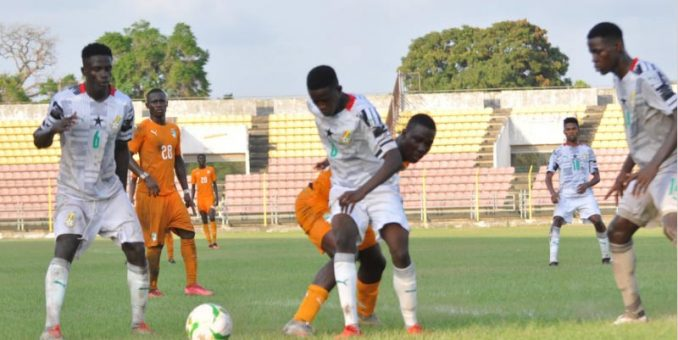 EXCLUSIVE: – WAFU U-17 Tourney – Why Togolese Referee Ended Ghana/Ivory Coast Match At 89th Minute