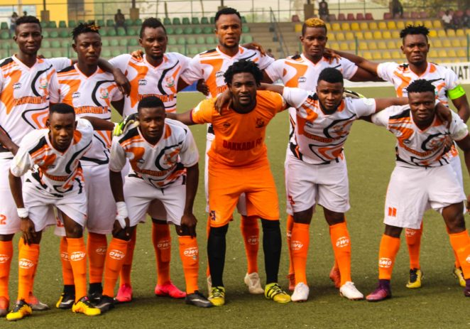 Dakkada FC Secures Away Victory In Nnewi Against Ifeanyi Ubah