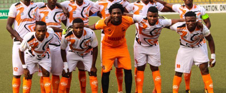 Dakkada FC Secures Away Victory In Nnewi Against Ifeanyi Ubah