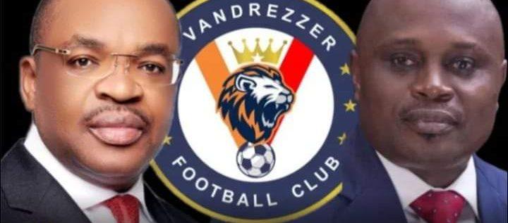 Vandrezzer FC Set Relocate From Akwa Ibom Over State Govt's 'Frustration'