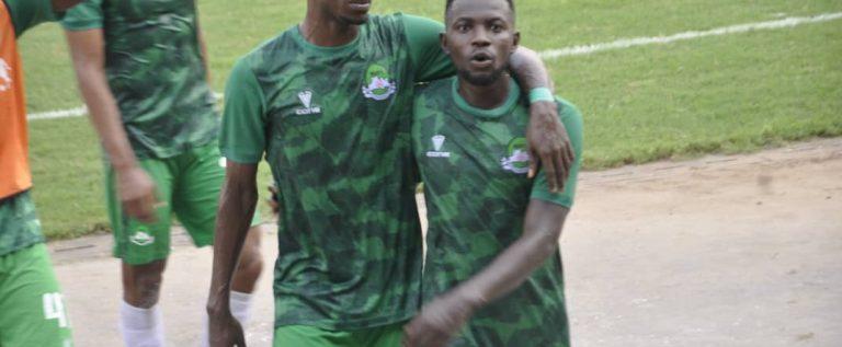 Silas Nwankwo Stars In Nasarawa United Away Win Against Heartland In Owerri