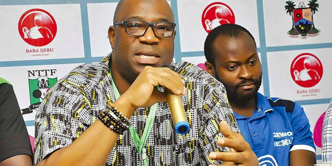 Enitan-Oshodi Of Nigeria Reappointed ITTF Chairman For Another Term