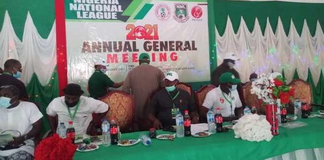 NNL Honours Gov. Umahi , Pinnick, Chukwuma, Ogba, Baba Ijebu, Five Others At AGM