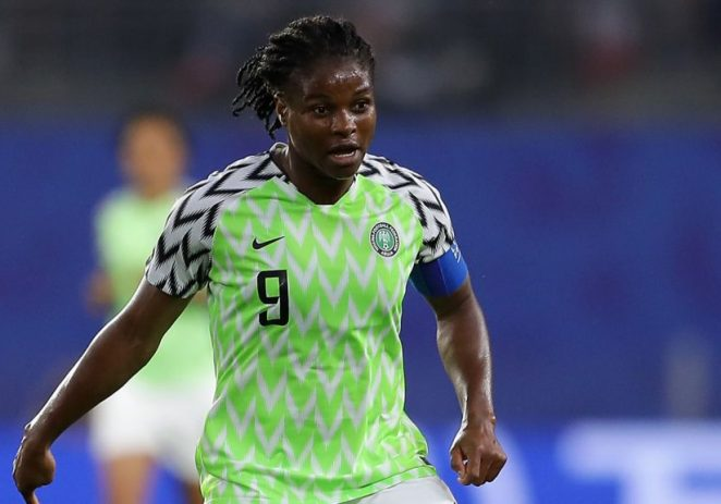 REVEALED: How Demand For Super Falcons $4, 500 Bonuses Led To Oparanozie's Ouster As Captain … 'They promised to pay us for three years but they didn't pay us' – Former Skipper Cried