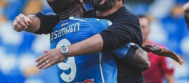 Victor Osimhen Described As A Special Player In Italian Serie A