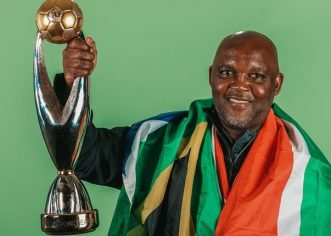 Nigeria Is the Best Africa National Football Team on Paper – Mosimane