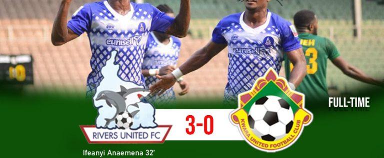Rivers United Vs Kwara United: Biffo, Eguma React