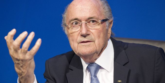 Former FIFA President, Blatter Vows Not To Appeal Ban
