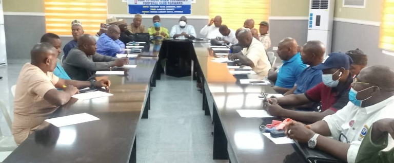 Tornadoes Promotion To NPFL Takes Centre Stage In Niger State Football Stakeholders Meeting