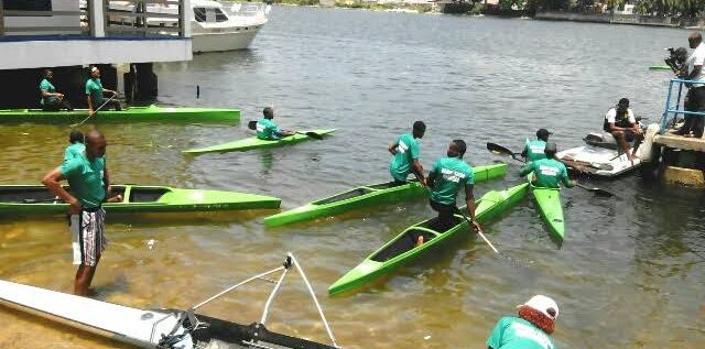 Sports Minister Sets Olympics Target  For Rowing Canoeing Sailing Federation