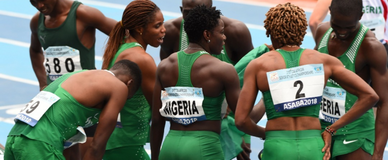 Nigeria Relay Team Have Not Qualified For Tokyo 2020 Olympics