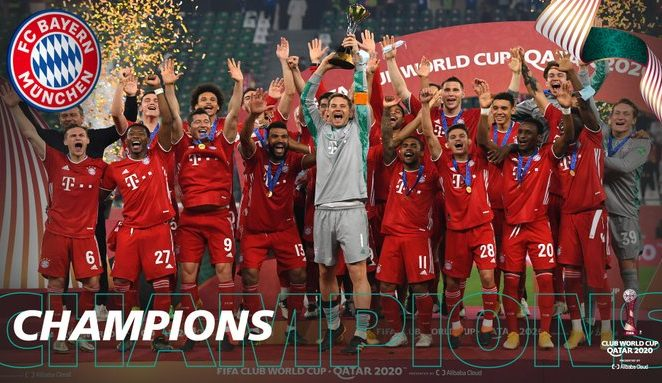 Flick's Historic Sextuplet With Bayern München