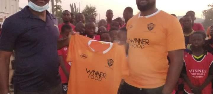 Winner Football Academy Expresses Readiness For Fieldoo Nigeria Challenge