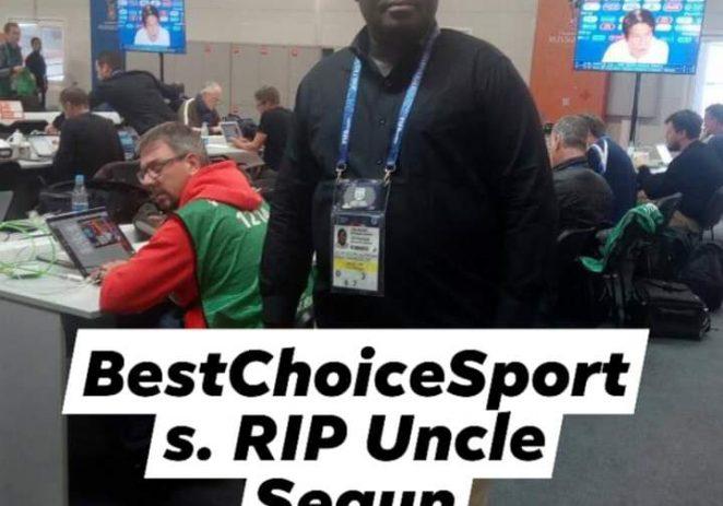 SWAN, Sports Minister, NFF Mourn Late Journalist Ace Segun Ogunjimi