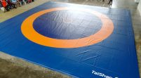 2020 NSF: Bayelsa Wrestlers Recieve New Mat From Government