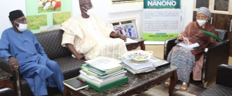 FG To Sustain Collaboration With Nasarawa State In Agricultural Production