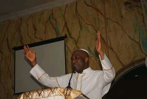 FIFA Council Elections: Primate Ayodele Holds Special Prayer Session For Amaju Pinnick