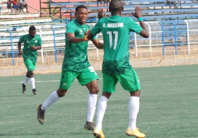 Adamu Hassan Scores Two As Nasarawa United Thrash FC Ifeanyi Ubah In Lafia