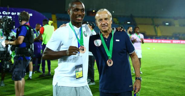 Why Rohr Wants Ighalo Back In Super Eagles