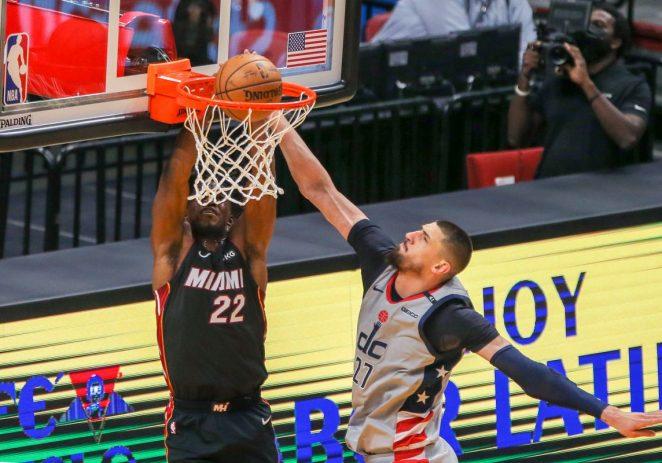 NBA Roundup: Raptors Edge Nets As Miami Heat Win Washington Wizards