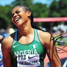 Diamond League Meetings: Okagbare Breaks Guinness Book Of Records