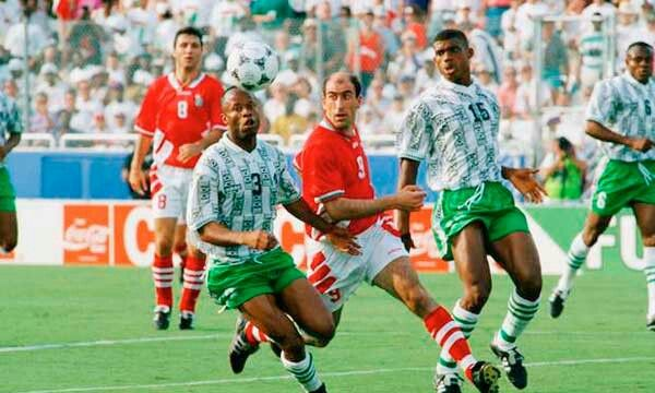 How Super Eagles Slept On Bare Floor Ahead Of 1994 World Cup