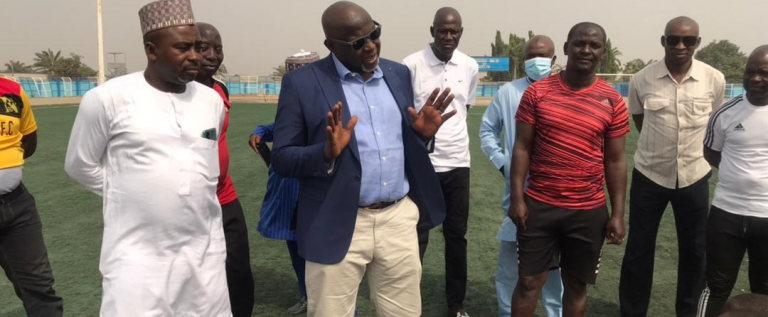 NPFL Top-of-the-table Clash: Nasarawa United Are Aiming For The Top – Hon. Commissioner Othman