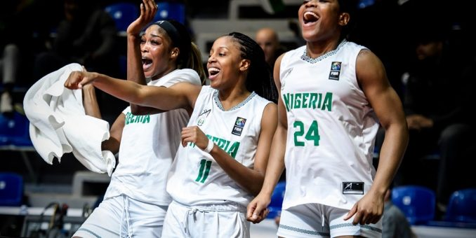 D'Tigress Anxious To Face World Powers USA, France In Tokyo Olympics