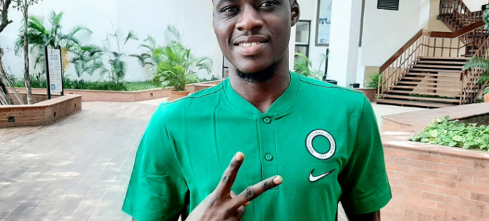 Adeleke Vows To Prove NPFL Quality In Super Eagles