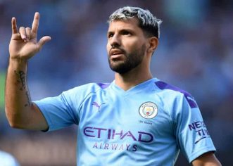 Aguero To Leave Manchester City In The Summer