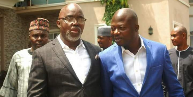 Nasarawa United Boss Felicitate With Amaju On FIFA Council Victory