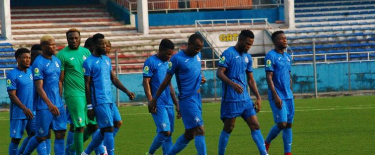 CAF CC: Enyimba Players Refuse To Return To Nigeria Over Unpaid Salaries, Allowances