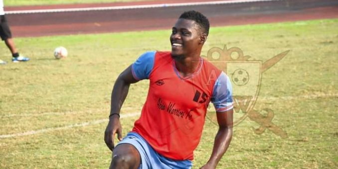 Abia Warriors' Adekunle Replaces Omeruo For AFCON Qualifiers