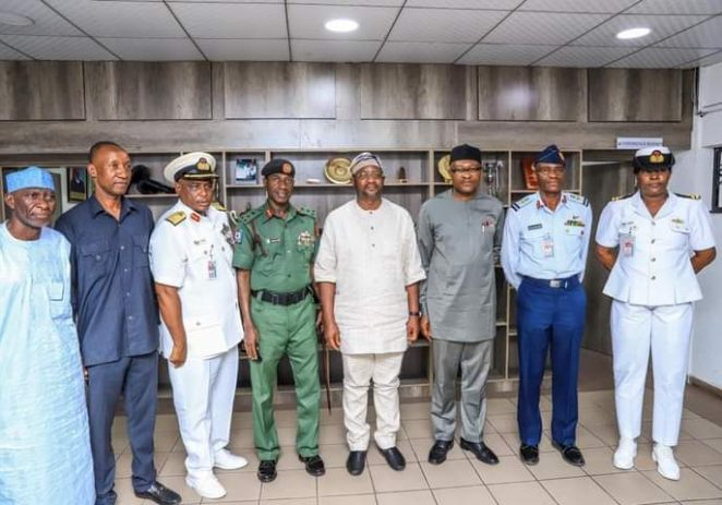 Sports Minister, Dare Backs Sahel Military Games