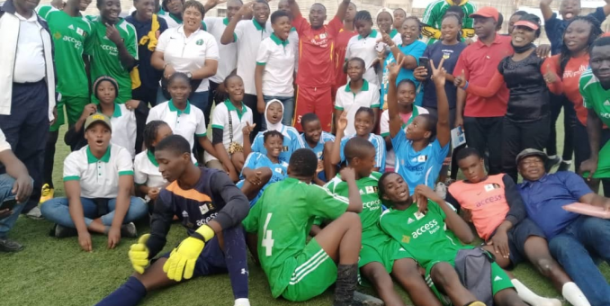Fosla Academy Emerges champions Of North-Central Principals Cup
