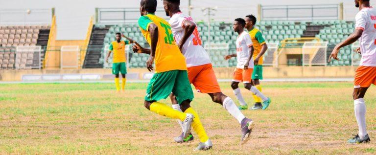 NNL21: Oluwole Johnson's Penalty Earns Gateway Utd. Crucial Win Over Ibom Youth
