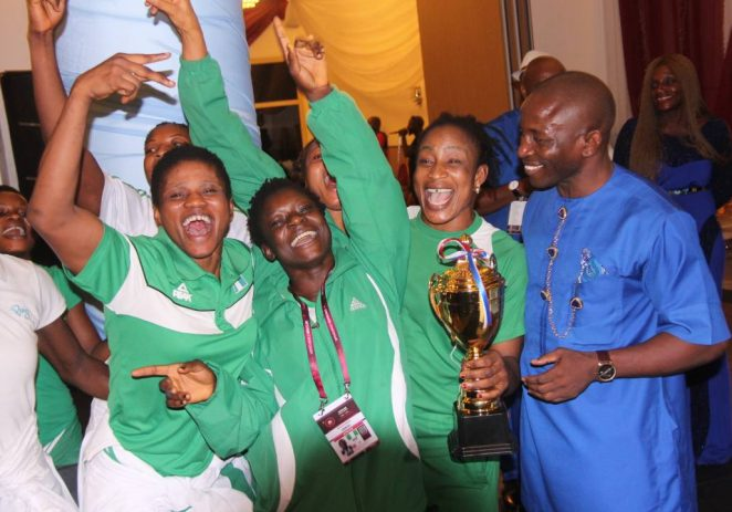 Olympic Qualifiers/African Championship: Igali Promises 'Adequate' Preparation For Team Nigeria